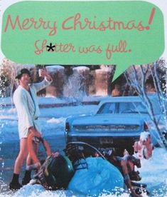 Items similar to Anti Valentine's Day card. for some made up holiday. on Etsy Christmas Vacation Movie, Christmas Movies, Christmas Humor, Christmas Stuff, Christmas Crafts, Griswold Family Christmas, You Serious Clark, Favorite Movie Quotes, National Lampoons