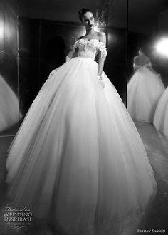 63245935dd872 Glamorously Gorgeous Wedding Dresses From Elihav Sasson 2012 Bridal  Collection by modwedding