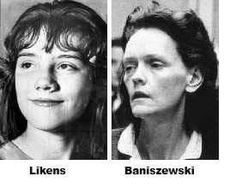 Sylvia Marie Likens (January 3, 1949 - October 26, 1965) was an American murder victim from Lebanon, Indiana.  She was tortured to death by Gertrude Baniszewski,  Gertrude's children, and other young people from their neighborhood.  Her parents, carnival workers, had left Likens and her sister Jenny in the care of the Baniszewski  family three months before her death in exchange for twenty dollars a week.  Baniszewski, two of her children and two neighbor youths were convicted of the crime.