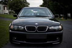 BMW E46 Sedan Facelift (the one I own)