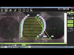How to plan a flight for your agricultural drone using mission planner - YouTube