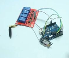 Picture of SMS Controller by Using Arduino, By Using, 4 Channel, Control, Quad, Electronics, Chop Saw, Text Posts, Consumer Electronics