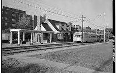 Historypin   Map   Lynnfield Station on the Van Aken Line