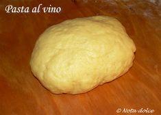 Pasta al vino, ricetta base