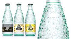 VICHY CATALÁN DA RELIEVE TRIDIMENSIONAL AL TRENCADÍS EN SUS ENVASES Agua mineral natural, con gas, zumos o nectares Vichy Catalan