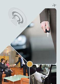 Simba Travelcare's Corporate Company Profile Design Work