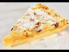 Пирог Яблочный Крамбл. Проще некуда! SBRICIOLATA alle Mele Apple Crumble Pie, Pie Cake, Russian Recipes, Pastry Cake, Banana Bread, Food And Drink, Sweets, Baking, Desserts