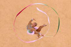 Rhythmic Gymnastics Photos - London 2012   Best Olympic Photos & Highlights