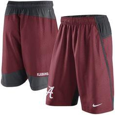 Men's Nike Crimson Alabama Crimson Tide Fly 3.0 Shorts