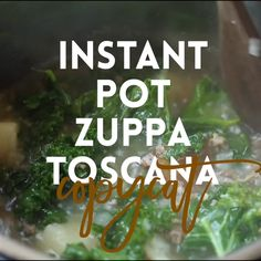 Olive Garden Zuppa Toscana, Zuppa Toscana Soup, Instant Pot Pressure Cooker, Pressure Cooker Recipes, Fun Cooking, Cooking Tips, Instant Pot Dinner Recipes, Restaurant Recipes, Soup Recipes
