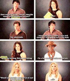 Same Eliza, same