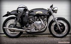 Love this bike! ∆ Caff 59 - repined by http://www.motorcyclehouse.com/