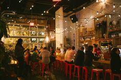 The Best Restaurants In Bushwick - Bushwick - New York - The Infatuation Bushwick Brooklyn, New York Bar, New York City, New York Travel, Travel Usa, World Beautiful City, No Sleep Till Brooklyn, Brooklyn Restaurant, Houses