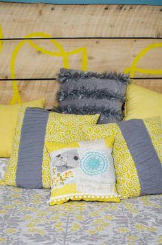 Pocket Full of Whimsy: DIY | Love Notes Photo Pillow