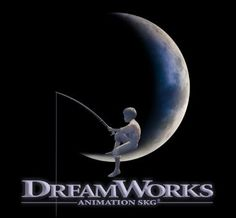 The Dreamworks logo is a well known vanity plate as it has produced a lot of movies. The animation is iconic as it shows a boy fishing from a crescent moon and everyone could name the company when showed the boy.