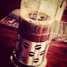 "Borbón ""24 kilates"". Finca Los Naranjos #café #frenchpress #coffee #bold"