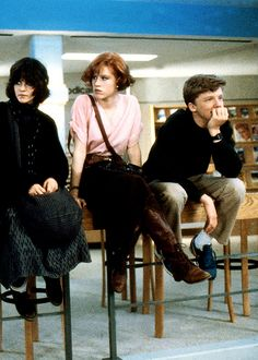 The Breakfast Club....every click in school was mentioned but the nobody club...which I was in...lol