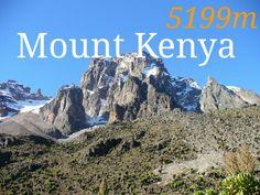 Mount Kenya 6 Days Budget Adventure Climbing Chogoria Route down Naro Moru Route. | LinkedIn