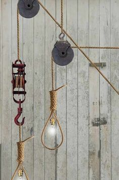 Rope Light - Pendant Lighting - iD Lights | iD Lights