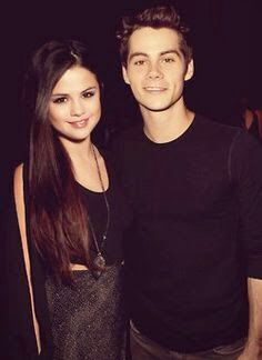 Selena and Dylan