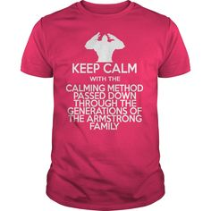 Keep Calm with Armstong T-Shirts, Hoodies. VIEW DETAIL ==► https://www.sunfrog.com/Geek-Tech/Keep-Calm-with-Armstong-Hot-Pink-Guys.html?id=41382