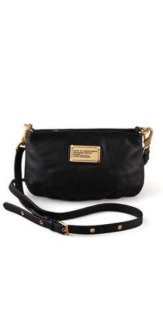 "Marc by Marc Jacobs Classic Q Percy Bag. this little bag is great; light-weight, on the small side for mostly just essentials, and I've used it a lot.  great for a ""running errands"" day."