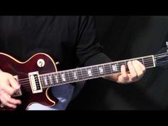 "how to play ""Back in Black"" on guitar by AC/DC - rhythm guitar lesson part 1 - YouTube"