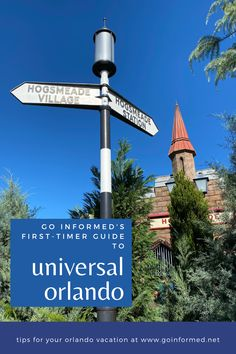 Improve your Orlando vacation with these first-timer Universal tips from GoInformed.net Universal Orlando, Universal Studios, Travel Essentials, Travel Tips, Go Guide, Orlando Theme Parks, Orlando Vacation, Disney World Tips And Tricks, Cn Tower