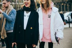 Streetsnaps: London Fashion Week February 2017