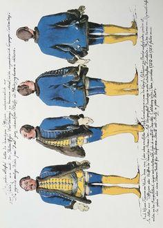 Plate 129. Husaren-Regiment No.7