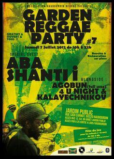 Garden Reggae Party #7.