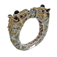 @zorabcreation.  Exude confidence and power in our majestic horse bangle!