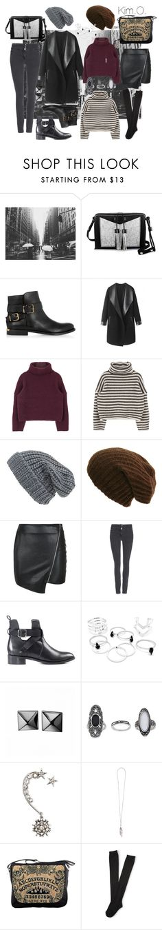 """""""Untitled #143"""" by kim-olya ❤ liked on Polyvore featuring Carianne Moore, Burberry, Columbia, Phase 3, Parisian, Wallis, Gaia, Waterford, Topshop and Oscar de la Renta"""