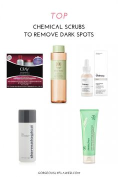 Worried about dark spots on your legs (or face! Then try out these top chemical scrubs that would surely help you out to fade them away! Top Chemical Scrubs To Remove Dark Spots – How To Remove Dark Spots On Legs Beauty Tips Easy, Health And Beauty Tips, Beauty Hacks, Beauty Care, Leg Scars, Acne Scars, Dark Spots On Legs, Brown Spots, Skin Care Routine 30s