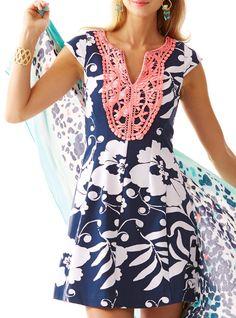 Lilly Pulitzer Briella Fit & Flare Dress