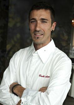 Owner & chef of Azurmendi near Bilbao, Northern Spain, Eneko Atxa Chefs, Michelin Star, Best Chef, New Star, Food Styling, Chef Jackets, Food Photography, Spain, Chef Food