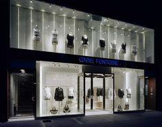 ee40a6f479f4 Anne Fontaine, Store Design, Boutiques, Dior, Scene, Boutique Stores,  Boutique