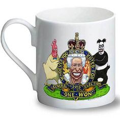 Steve Bell election Mug