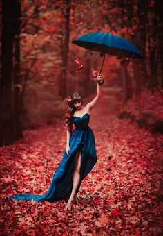 Explore amazing art and photography and share your own visual inspiration! Rainy Day Photography, Umbrella Photography, Creative Portrait Photography, Photo Portrait, Fashion Photography Poses, Fantasy Photography, Autumn Photography, Creative Portraits, Conceptual Photography