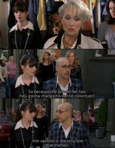 from 'The Devil Wears Prada'