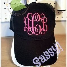 c26ccf15784b4 70 Best Personalized ball caps  Trucker hats images in 2019 ...