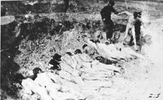 Prisoners executed at Stutthof Concentration Camp http://www.HolocaustResearchProject.org