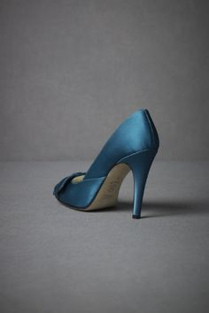More Italian shoes from BHLDN ... these are in the best color ever, obviously.