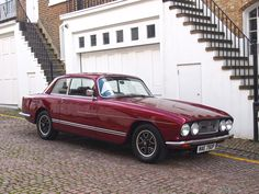 Chassis: 411/7774608 Exterior finish: Red Interior finish: Black leather Engine: 6.6 litre V8 Transmission: Automatic