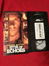 Stir of Echoes (VHS, 2000) Kevin Bacon Horror Film Not DVD