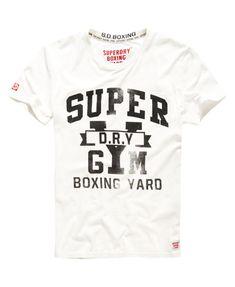 Superdry Boxing Yard T-Shirt