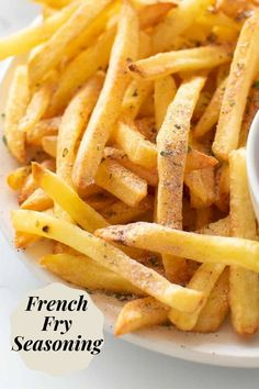 How to make French Fry Seasoning using simple spices and make your French Fries more delicious