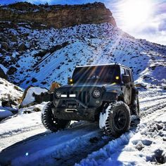 Jeep can always bring us to a beautiful view!
