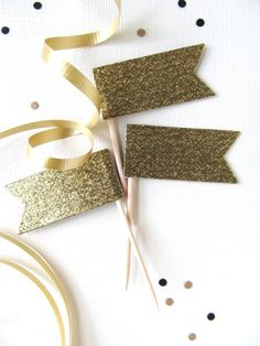 Gold Glitter Party