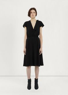West Asymmetrical Hem Dress